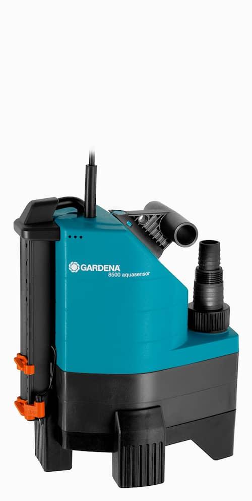 Gardena Comfort Spillvattenpump 8500 Aquasensor