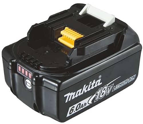 Makita Batteri BL1860B 18V 6,0 Ah