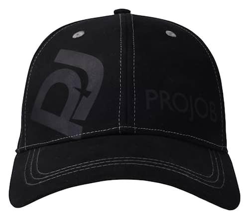 ProJob 9062 Svart One Size Keps Logo