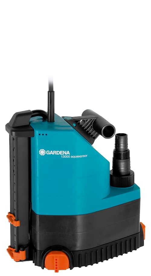 Gardena Comfort Dränkbar Pump 13000 Aquasensor