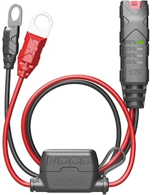 Noco Kabelsko M8 Batteri Indikator