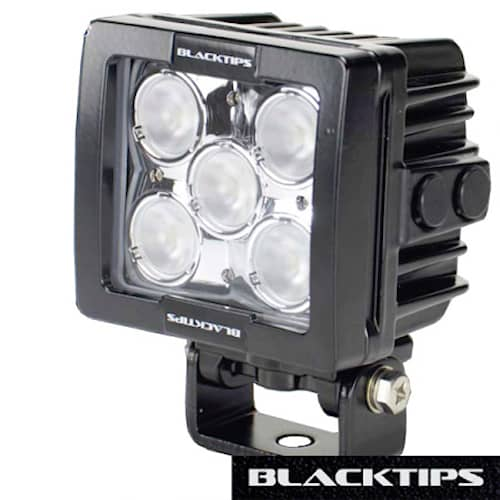 Vision X Blacktips 5 Led 35W 60°