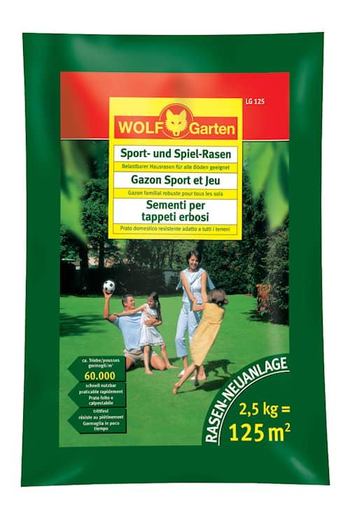 WOLF-Garten LG 125 Villablandning