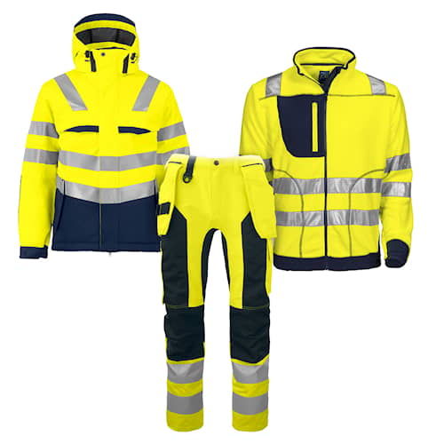 ProJob EN 20471 Varselpaket Small