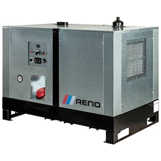 Reno Dieseldriven Hetvattentvätt