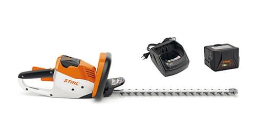 Stihl HSA 56 Batterihäcksax med batteri/laddare