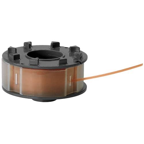 Gardena Trådkassett För 2401, 6 m, orange tråd.