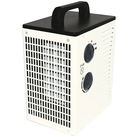 Kinlux 2 Kw 1-Fas Värmefläkt
