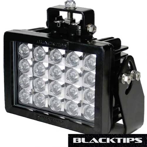 Vision X Blacktips 20 Led 140W 40°