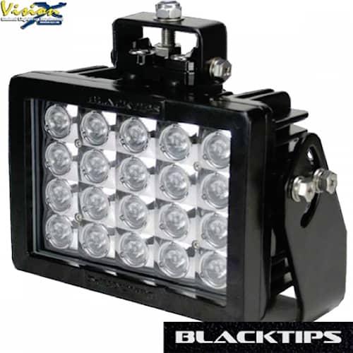 Vision X Blacktips 20 Led 140W 60°