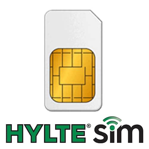HylteSIM Bas Nyteckning inkl. SIM-kort & SMS