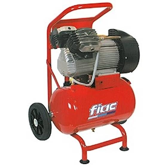 Fiac Super Magnum Vs 255 kompressor