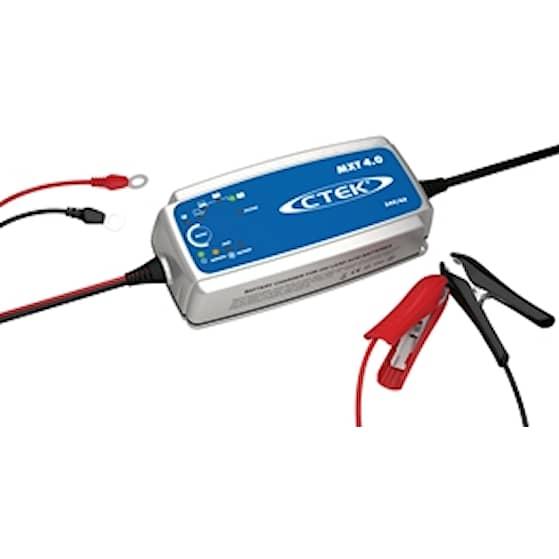 Ctek Mxt 4.0 Batteriladdare