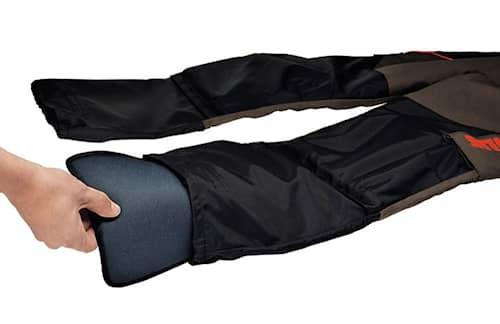 Benskydd 50 till röjbyxa FS 3 PROTECT, längd 50 cm