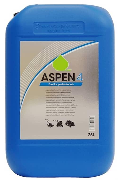 Aspen 4 Alkylatbensin 24*25L Miljöbensin