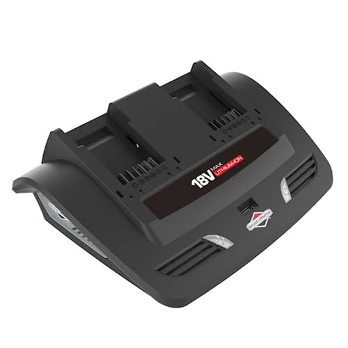 Murray Briggs & Stratton Twin 18V, Laddare