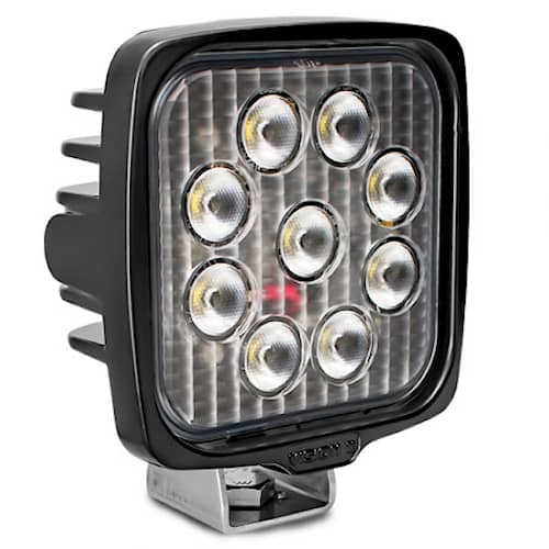 Vision X Vl Series Square 9-Led 45W W/Dt