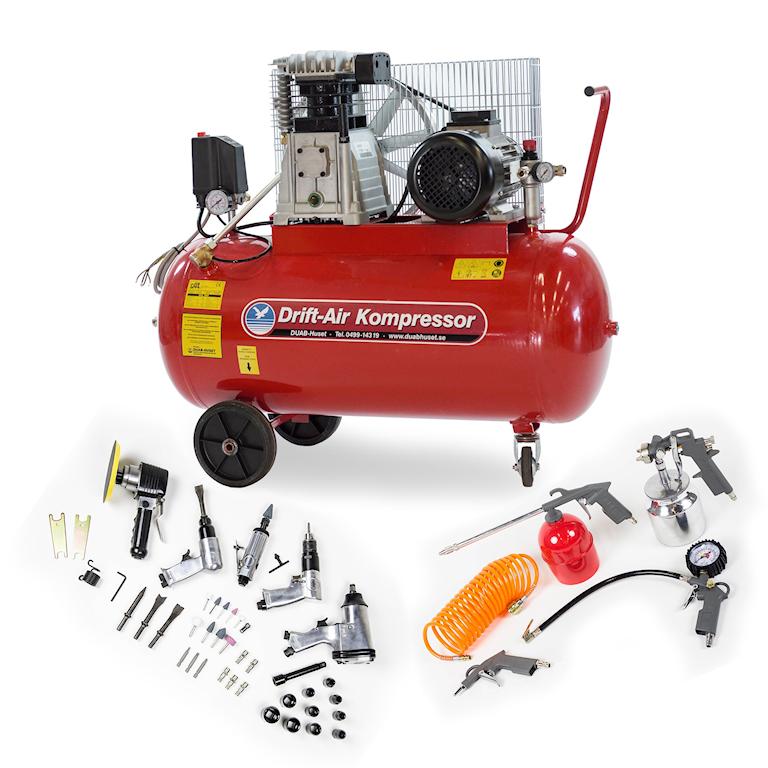 Drift-Air CT4 Kompressorpaket, 1000467228