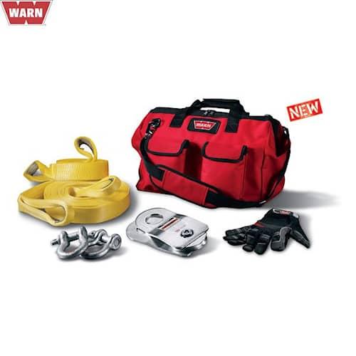 Warn Accessoar Kit i mjuk vinchväska