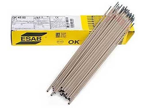 ESAB Svetselektroder OK 48.00 4.0x450mm 6,2kg