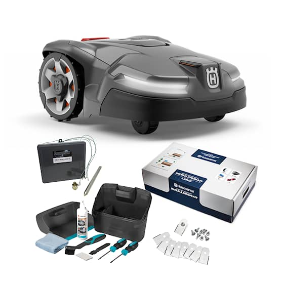 Husqvarna Automower® 415X Pluspaket