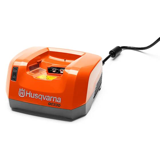 Husqvarna QC330 Batteriladdare
