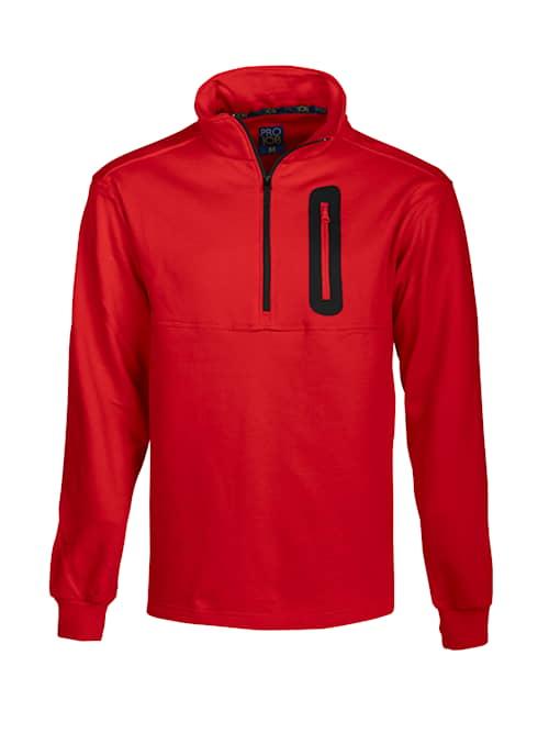 ProJob 2120 Sweatshirt Röd 4XL