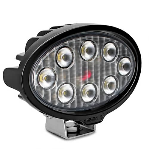 Vision X Vl Series Oval 8-Led 40W W/Dt