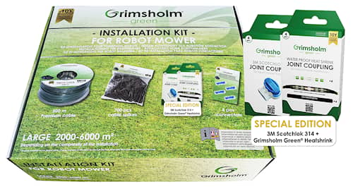 Grimsholm Installationspaket Large