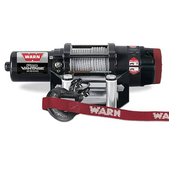Warn Vinsch Pro Vantage 2500