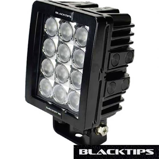 Vision X Blacktips 12 Led 84W 60°
